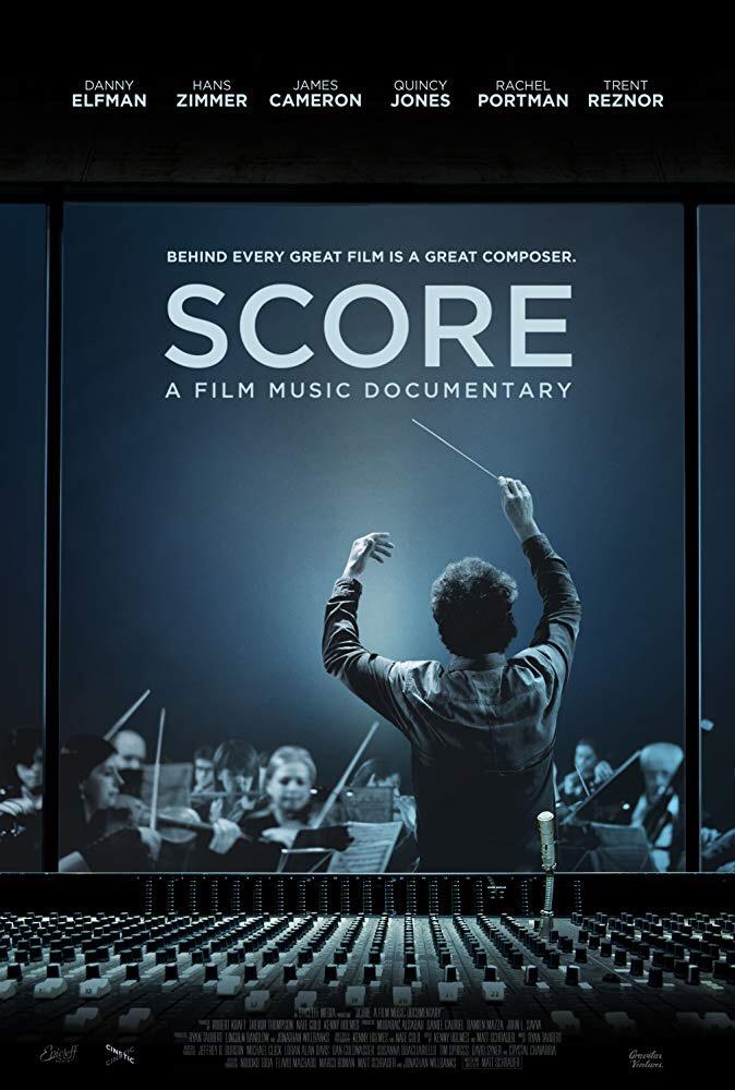 Партитурата: Филм за Филмовата Музика